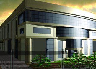 Arimpeks Fabrika Binası