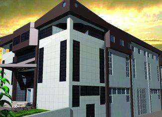 Çerkezoğlu Fabrika Binası