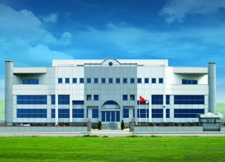 Kimpaş Fabrika Binası