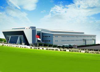 Ulus Metal Fabrika Binası